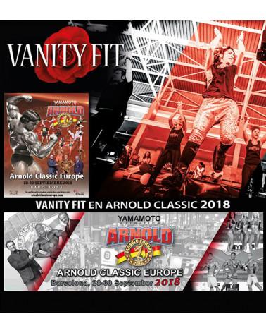 Arnold Classic 28, 29 y 30 septiembre 2018