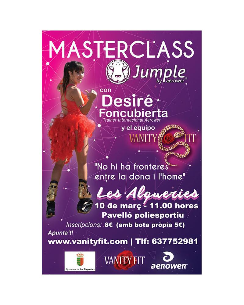 Masterclass Jumple - 10 de marzo 2019