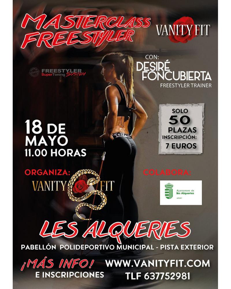 Freestyler 18 de mayo 2019