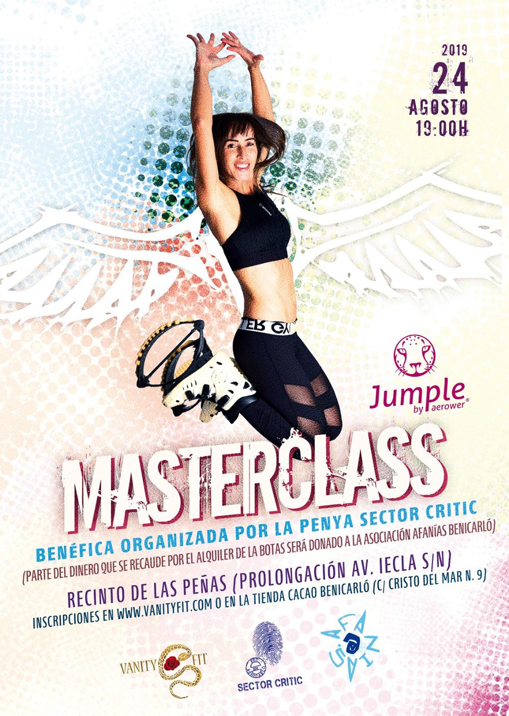 masterclass jumple benicarlo