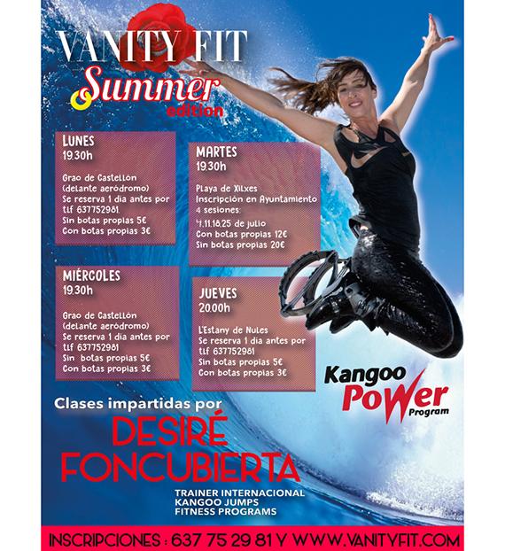 kangoo jumps evento verano