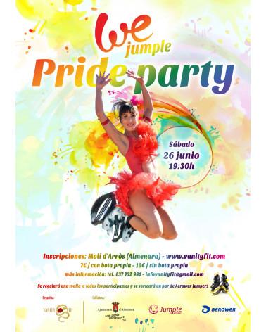 jumple pride party 2021