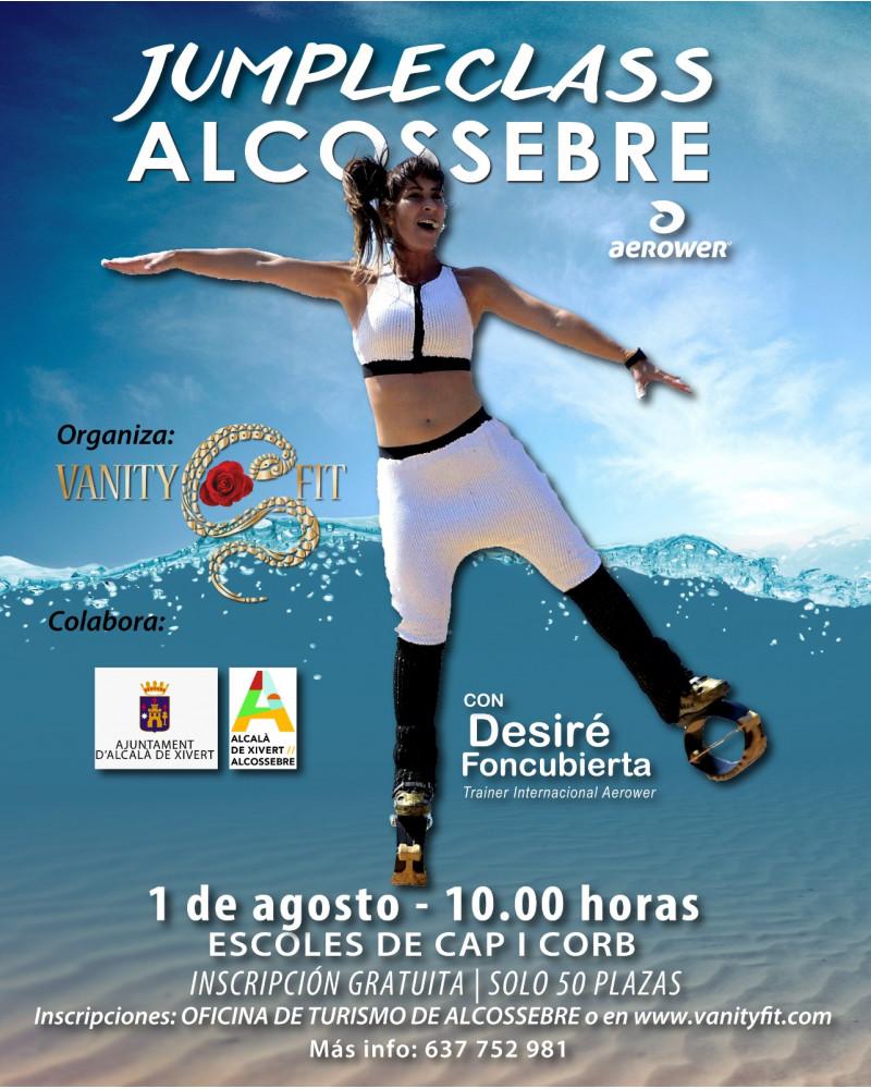 Jumple Class gratuita Alcossebre