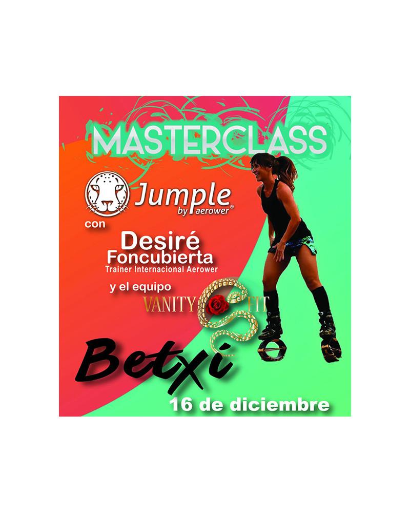 Masterclass 16 diciembre 2018