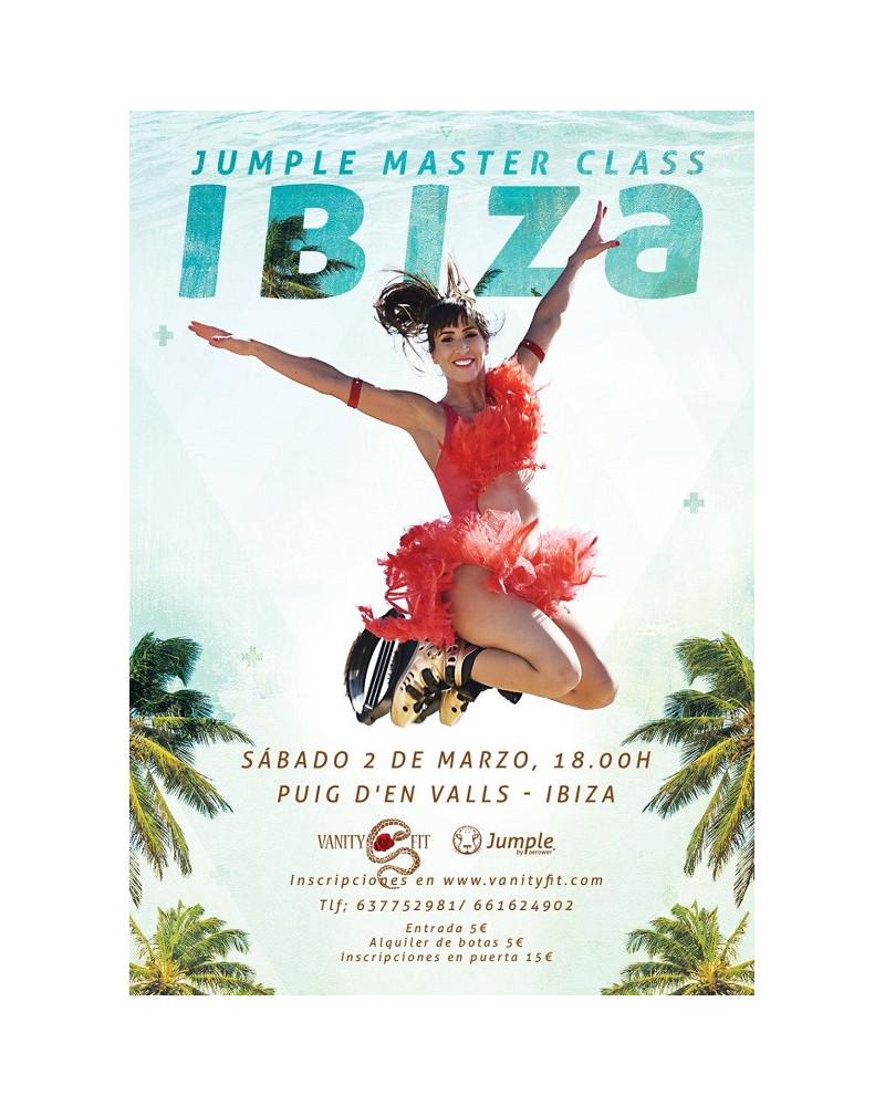 Jumple Masterclass lbiza - 2 de marzo 2019