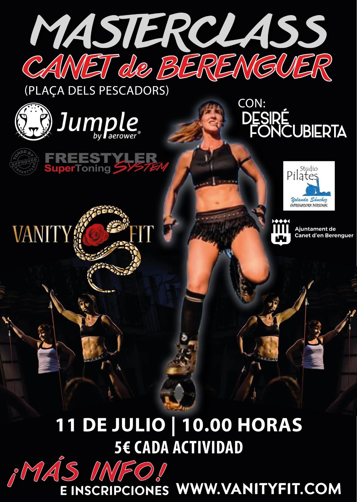 jumple masterclass valencia 2021